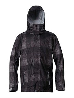 SJE1Travis Rice Polar Pillow  5K Jacket by Quiksilver - FRT1