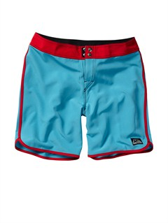 "SGYAG47 Line Up 20"" Boardshorts by Quiksilver - FRT1"
