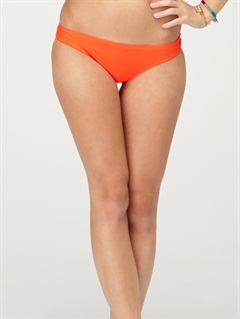 POPBeach Dreamer Brazilian String Bikini Bottoms by Roxy - FRT1