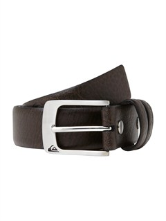 DKVSector Leather Belt by Quiksilver - FRT1