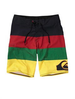 RRD3Boys 8- 6 Kelly Boardshorts by Quiksilver - FRT1