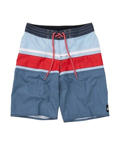 KTP0Boys 8- 6 Kelly Boardshorts by Quiksilver - FRT1