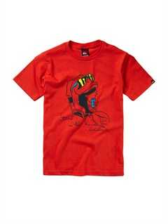 RQF0Boys 8- 6 Attack T-Shirt by Quiksilver - FRT1