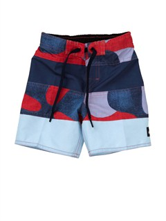 KTP6Baby Batter Volley Boardshorts by Quiksilver - FRT1