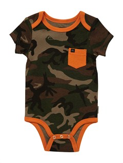 ASTBaby On Point Polo Shirt by Quiksilver - FRT1