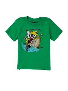 GRJ0Baby Big Foot T-Shirt by Quiksilver - FRT1