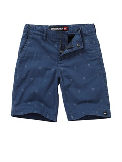BRQ6Boys 2-7 Distortion Slim Pant by Quiksilver - FRT1