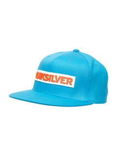 MEDPlease Hold Trucker Hat by Quiksilver - FRT1
