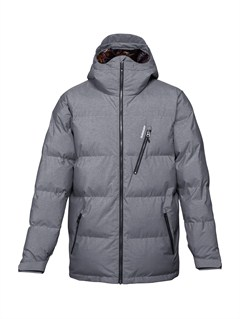 KVK0Travis Rice Polar Pillow  5K Jacket by Quiksilver - FRT1