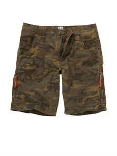 CRE6Disruption Chino 2   Shorts by Quiksilver - FRT1