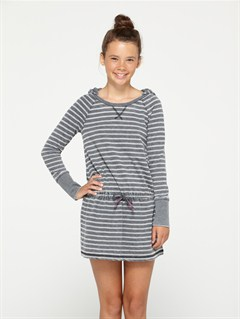 KVJ4Girls 7- 4 Beach Knoll Dress by Roxy - FRT1