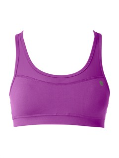 PQY0Cross Back Seamless Sports Bra by Roxy - FRT1