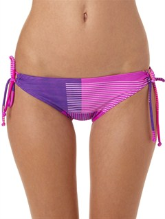 MNF6Bali Tide Rev 70s Lowrider Bikini Bottom by Roxy - FRT1