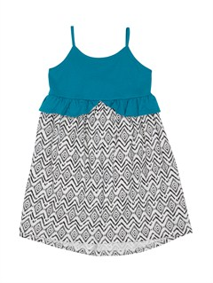 KVJ6Girls 2-6 Wave Wonderer Sporty Onepiece by Roxy - FRT1