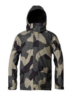 GZA1Harvey  0 Insulated Jacket by Quiksilver - FRT1