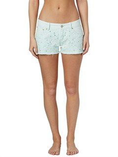 GBE0Smeaton Denim Print Shorts by Roxy - FRT1