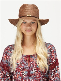 BRSBreezy Straw Hat by Roxy - FRT1