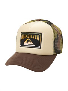 BRNSlappy Hat by Quiksilver - FRT1