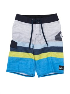 BFG3Boys 8- 6 Kelly Boardshorts by Quiksilver - FRT1