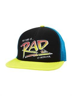 KVJ0Boys 8-6 Boardies Hat by Quiksilver - FRT1