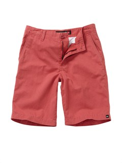 MNN0Boys 2-7 Distortion Slim Pant by Quiksilver - FRT1