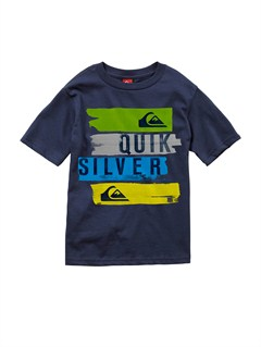 NVYBoys 2-7 Sprocket T-Shirt by Quiksilver - FRT1