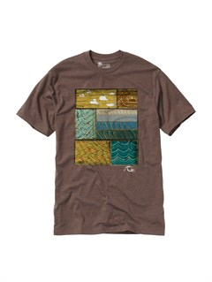 KQDHMen s Aganoa Bay Short Sleeve Shirt by Quiksilver - FRT1