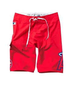 RQR6Angels MLB 22  Boardshorts by Quiksilver - FRT1