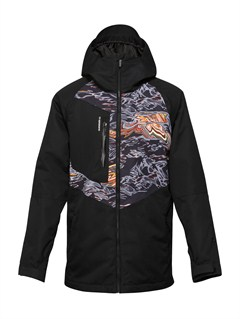 KVK5Carry On Insulator Jacket by Quiksilver - FRT1