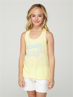 SFLGirls 7- 4 Bananas For Roxy Baby Tee by Roxy - FRT1