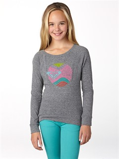 SGRHGirls 7- 4 Anchored Baseball Tee by Roxy - FRT1