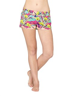 BNF6Brazilian Chic Shorts by Roxy - FRT1