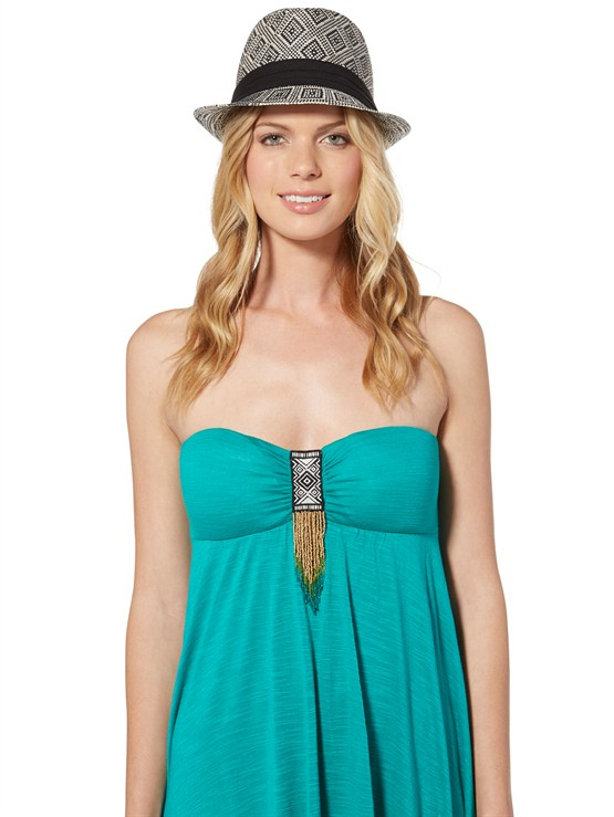 KVJ0Shore Thing Dress by Roxy - FRT1