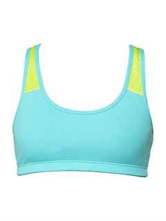 BLK0Embrace Bra by Roxy - FRT1