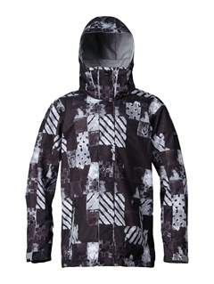 KVJ3Harvey  0 Insulated Jacket by Quiksilver - FRT1