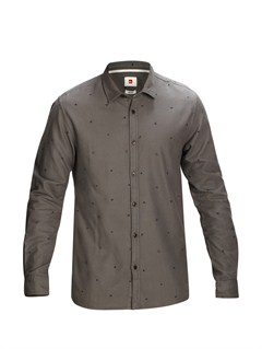 KPC0Big Bury Long Sleeve Shirt by Quiksilver - FRT1