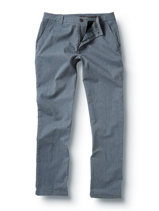 DSBClass Act Chino Pants  32  Inseam by Quiksilver - FRT1