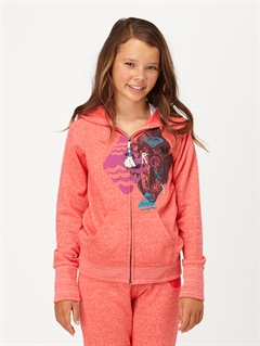 SNRGirls 7- 4 Beach Bright Hoodie by Roxy - FRT1