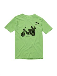 GKQ0BOys 8- 6 Rad Dip T-Shirt by Quiksilver - FRT1