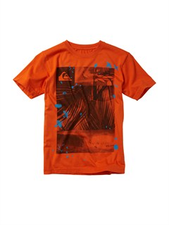 NNK0Boys 8- 6 Mountain And Wave Shirt by Quiksilver - FRT1