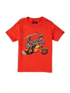 RQF0Baby On Point Polo Shirt by Quiksilver - FRT1