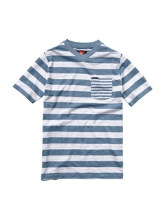 WBB3Boys 2-7 Barracuda Cay Shirt by Quiksilver - FRT1