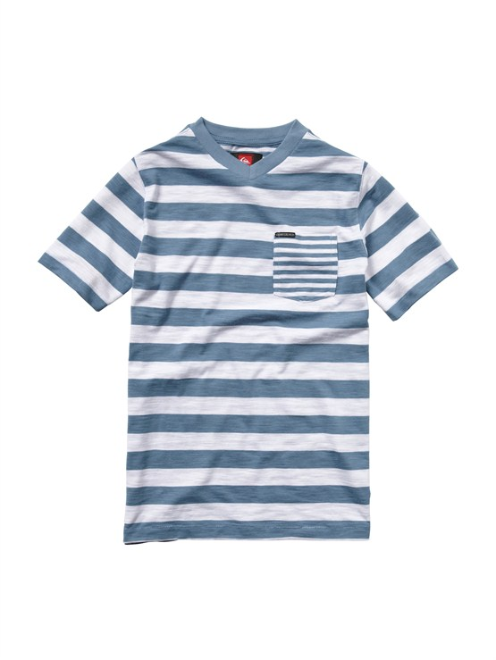 WBB3Boys 2-7 After Hours T-Shirt by Quiksilver - FRT1