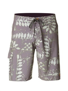 "KSA0Yoke Checker  8"" Boardshorts by Quiksilver - FRT1"