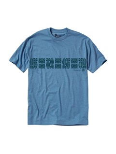 BJLHA Frames Slim Fit T-Shirt by Quiksilver - FRT1