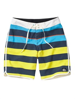 BMJ3Cypher Brigg Scallop 20  Boardshorts by Quiksilver - FRT1
