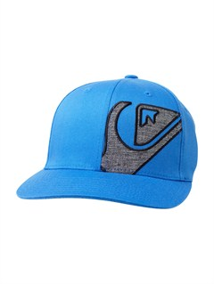 BQR0Please Hold Trucker Hat by Quiksilver - FRT1