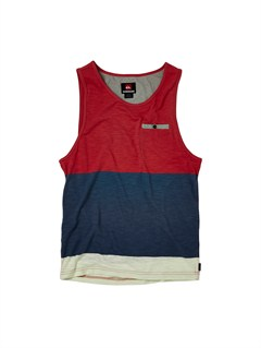 MNN3Cakewalk Slim Fit Tank by Quiksilver - FRT1