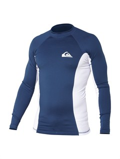 XBBWAll Time LS Rashguard by Quiksilver - FRT1