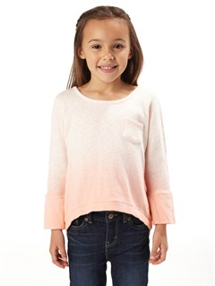 MGE6Girls 2-6 Sea Fever Long Sleeve Top by Roxy - FRT1